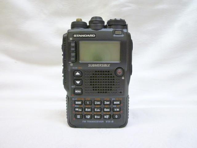 バーテックス スタンダード VX-8D