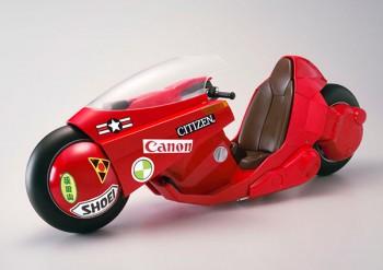 ポピニカ 金田のバイク