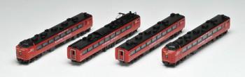 JR485系 特急電車 基本セット