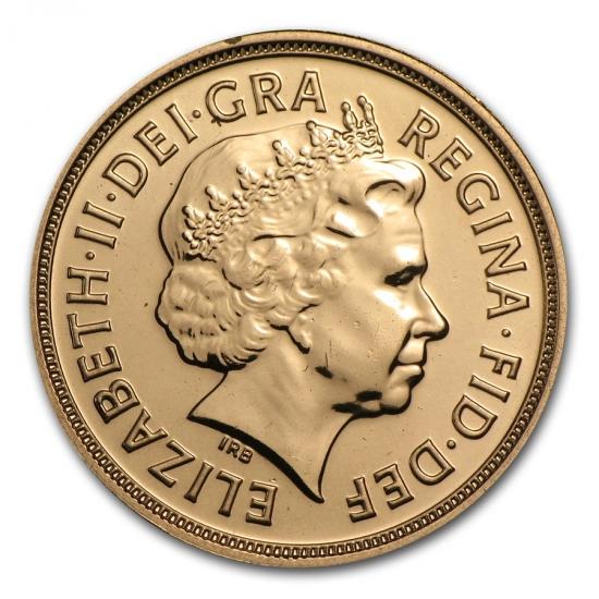 イギリス・ソブリン金貨