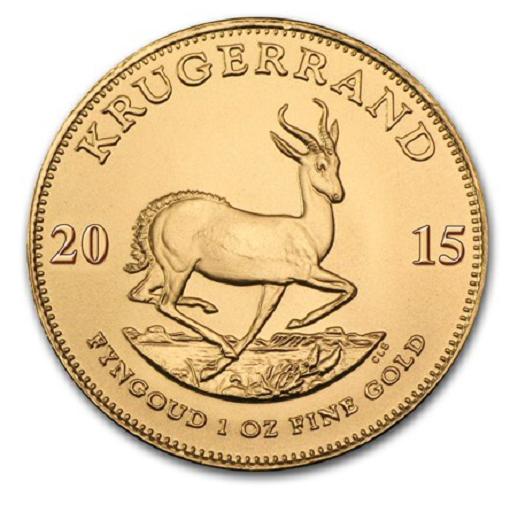 南アフリカ・クルーガーランド金貨