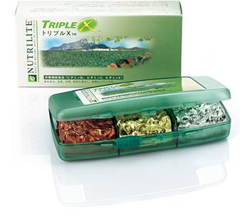 トリプルエックス 3セル