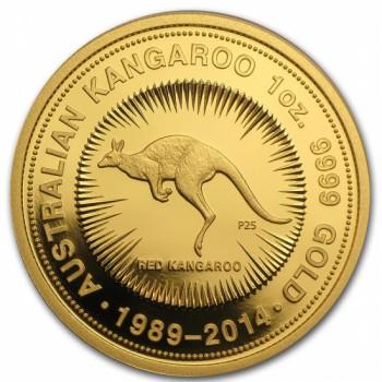 オーストラリア・カンガルー金貨