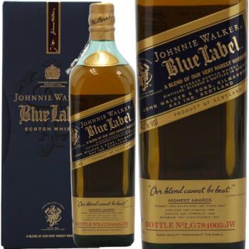 ジョニーウォーカー Blue Label ジョニ青