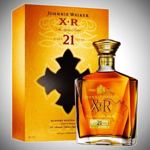ジョニーウォーカー X・R 21年 AGED21YEARS