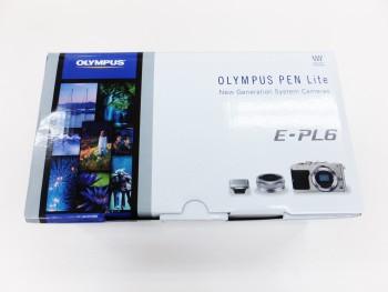 新品 オリンパス E-PL6 レンズキット