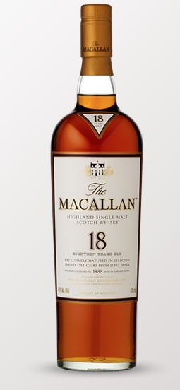 MACALLAN ザ・マッカラン 18年