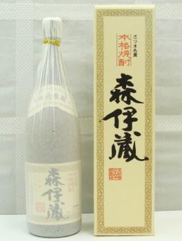 本格焼酎 芋焼酎 森伊蔵 1.8L