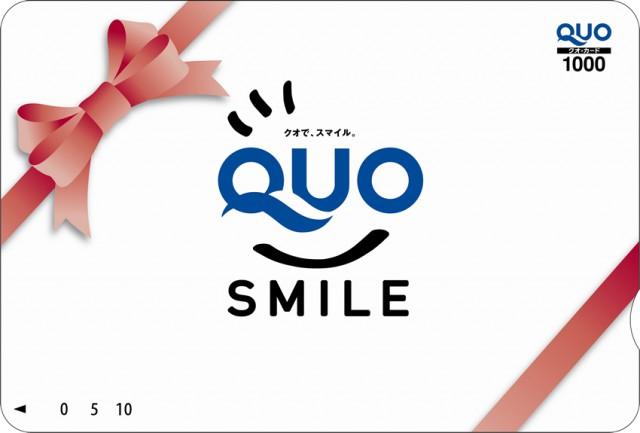 QUO(クオ)カード 1000円券
