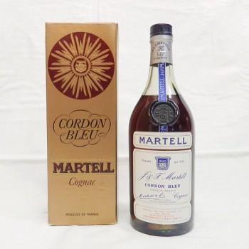 古酒 MARTELL CORDON BLEU マーテル コルドンブルー 旧ボトル 700ml 未開栓です!