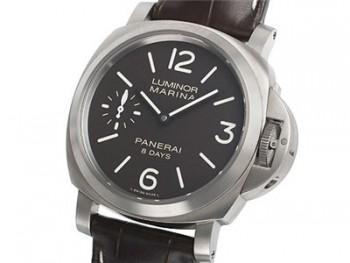 パネライ ルミノール マリーナ 8デイズ チタニオ PAM00564