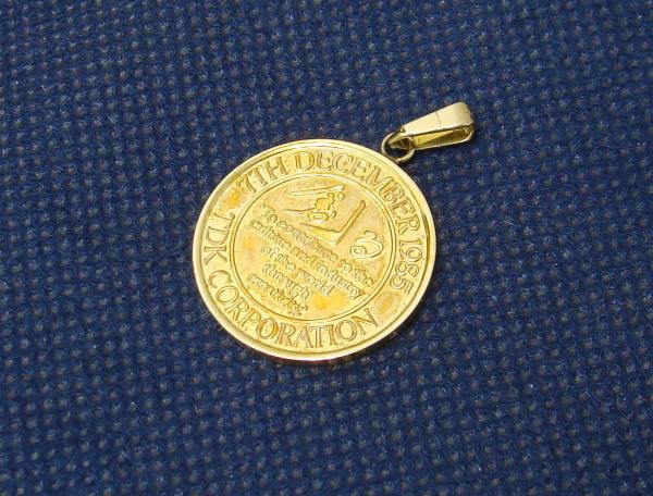 貴金属 K18 18金 ネックレストップ