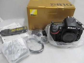 Nikon ニコン デジタル一眼レフカメラ D810 ボディ 未使用