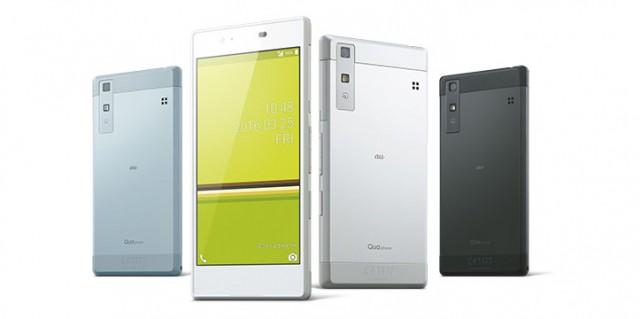 Qua phone キュア フォン