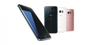 au Galaxy S7 edge SCV33/ギャラクシー エスセブン エッジ