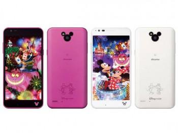 docomo Disney Mobile on docomo DM-02H
