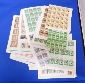 記念切手シート ¥112,440分