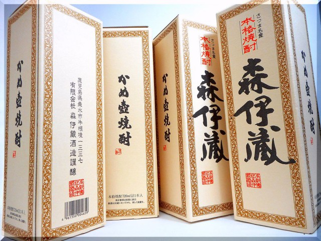 森伊蔵720ml JAL 4本 高価買取 メガドンキホーテ四街道店