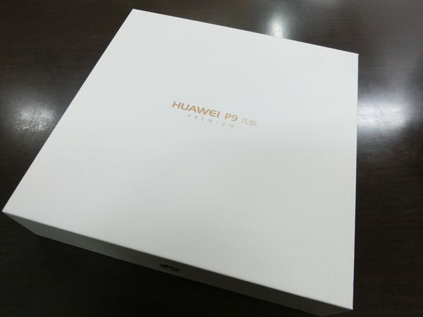 HUAWE P9 シムフリー