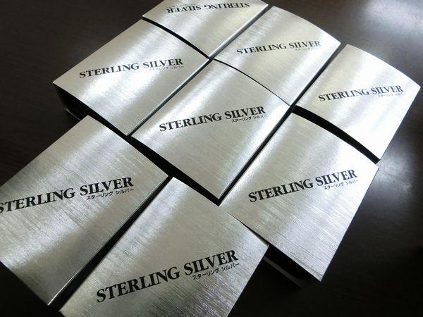ZIPPO ジッポ ライター スターリングシルバー 純銀