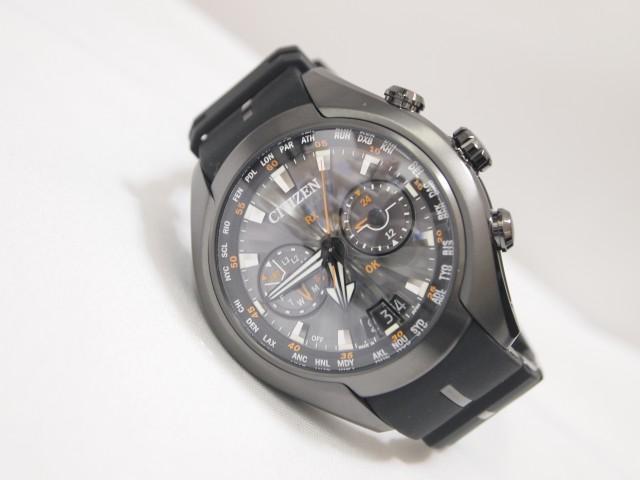 シチズン サテライト 腕時計
