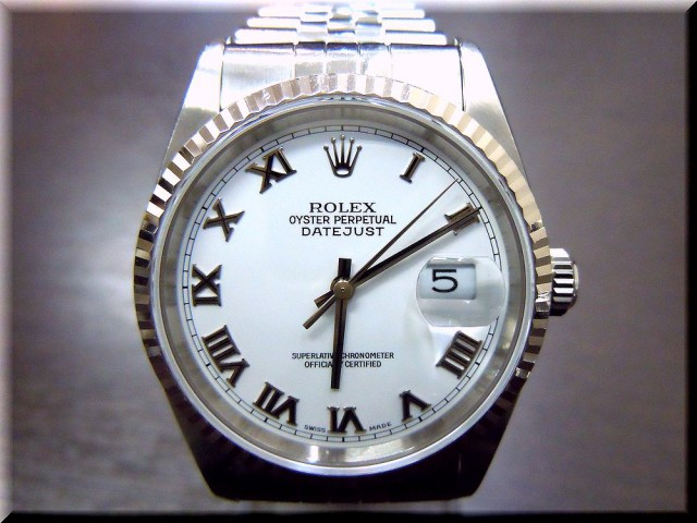 low priced a958a 0d313 ROLEX ロレックス デイトジャスト P番16234 高価買取 メガ ...