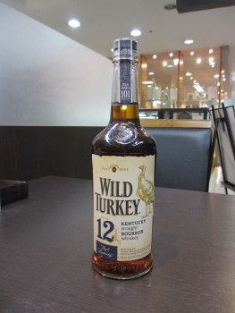 WILD TURKEY 12years  700ml