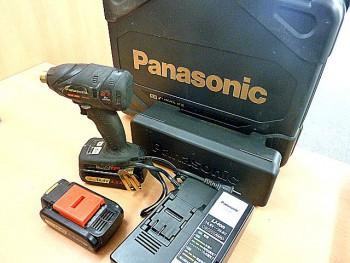 パナソニック インパクトドライバー EZ75A1LS2FT1