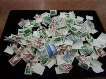 切手 バラ 260円80枚 60円155枚 額面30,100円分 未使用