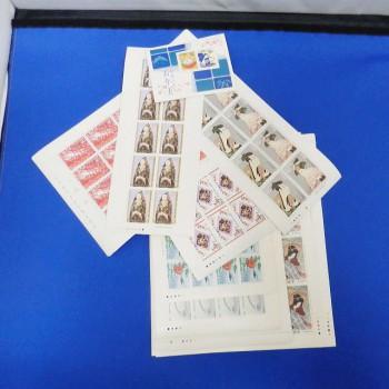 記念切手シート ¥89,732分
