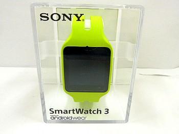 SONY Smart Watch 3 スマートウォッチ3 SWR50 G ライム