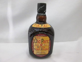 Old Parr オールドパー 12年