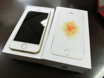iphone SE ゴールド 16GB 中古品