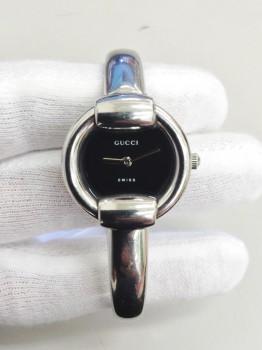 グッチ GUCCI 1400L バングルウォッチ レディース 腕時計♪高価お買い取りです!茂原店