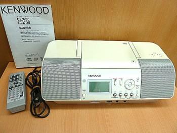 KENWOOD CLX-30 コンポーネントシステム 高音質