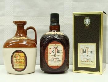 オールドパー Old Parr スコッチウイスキー
