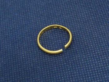 貴金属 切れた指輪 金・プラチナ