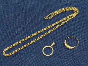 喜平ネックレス・切れた指輪・壊れたペンダントトップ 貴金属高価買取します!