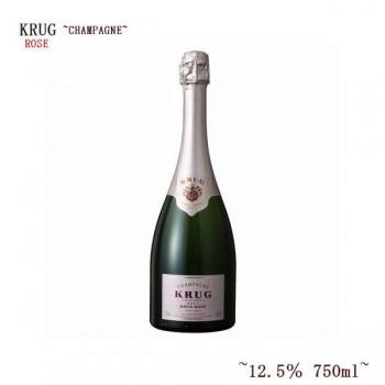 高級シャンパン クリュッグ ロゼ 750ml  シャンパン ROSE BRUT 未開栓 洋酒 高価買取 !茂原店♪