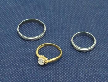 金・プラチナリング 指輪買取