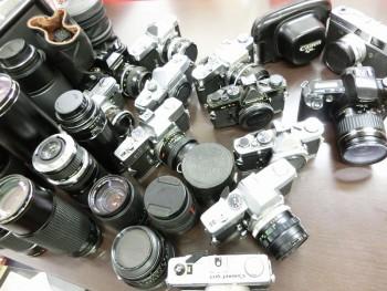 カメラ レンズ 色々 ジャンク品