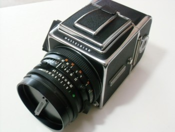 カメラ ハッセルブラッド 500C/M プラナー80mm
