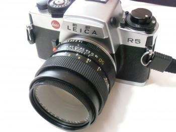 カメラ Leica ライカ R5 レンズ ズミルックスR