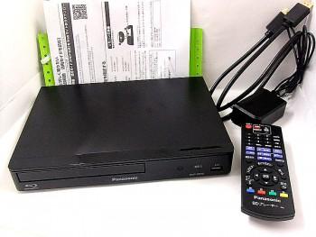 パナソニック ブルーレイディスクプレーヤー DMP-BD90-K