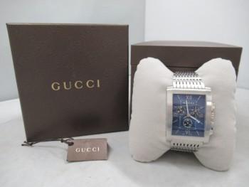 グッチ メンズウォッチ 腕時計 Gメトロ クロノグラフ 8600M YA086318