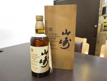 サントリー 山崎 12年 ウイスキー