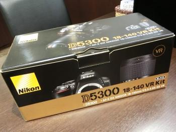ニコン D5300 レンズキット