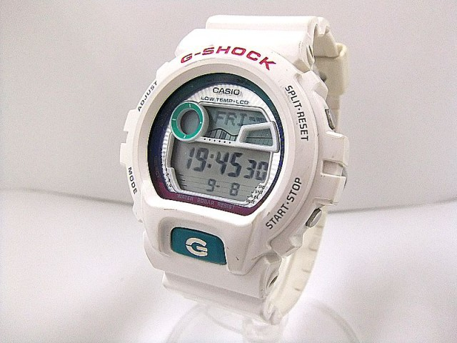 G-SHOCK Gショック GLX-6900 ホワイト