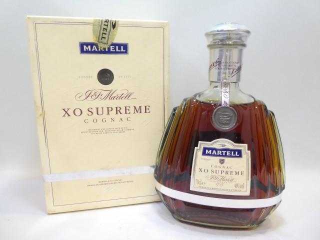 ブランデー マーテル XO スプリーム グリーンボトル 700ml