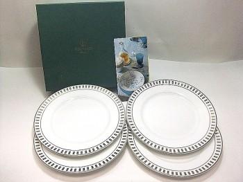 リモージュ・レイノー MOKA 4枚 皿